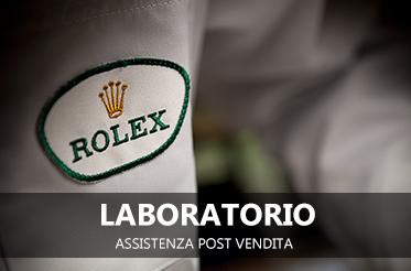 Laboratorio Rolex - Sergio Capone