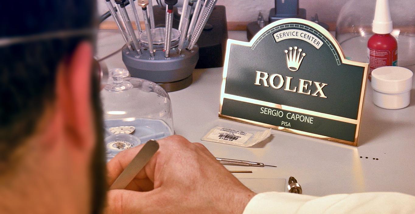 Assistenza Rolex  - Sergio Capone Pisa