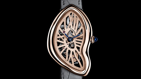 Cartier - Orologio Mechanical Legends Crash Scheletrato