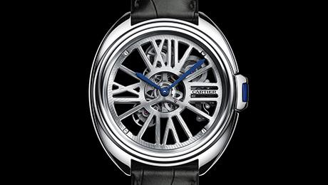Cartier - Orologio Clè de Cartier Scheletrato Automatico